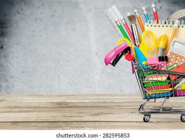 Education, Back to School, Shopping.