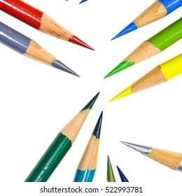 Education - Colored Pencils