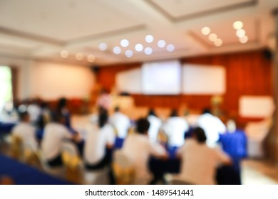education the student Audio sound speech in seminar room ,microphone meeting room blur