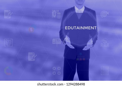 EDUTAINMENT - new way of learning