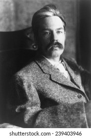 Edward Alexander MacDowell (1861-1908), American composer and pianist, best known for his romantic compositions for piano, including, WOODLAND SKETCHES, NEW ENGLAND IDYLLS, and TO A WILD ROSE.