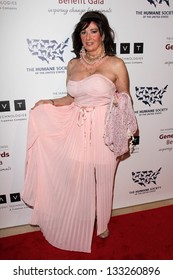Edy Williams at the 2013 Genesis Awards Benefit Gala, Beverly Hilton, Beverly Hills, CA 03-23-13