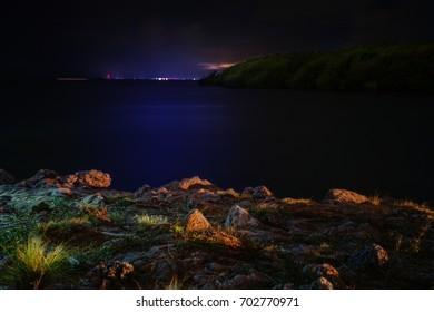 Eerie Ocean View