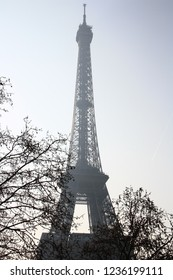 Effel Tower, the most famous monument of Paris