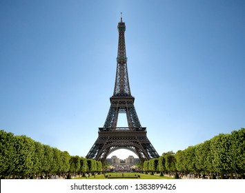 Effel Tower Paris beautiful view
