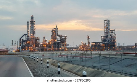 efinery oil and gas industry