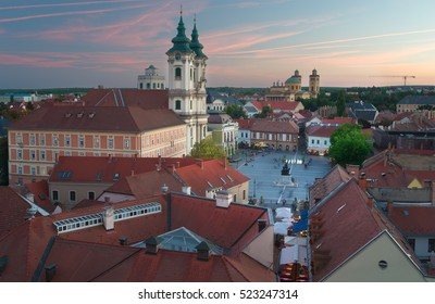 Eger Castle View