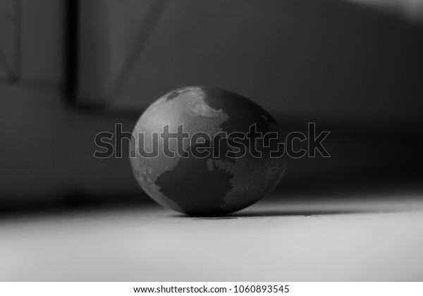 egg, earth,