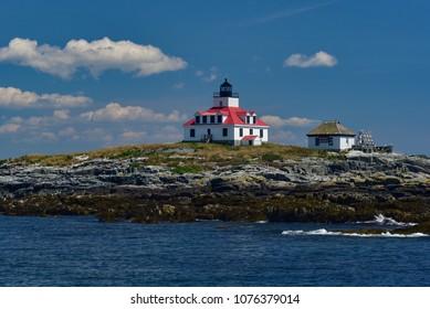 Egg Rock Lighthouse, Bar Harbor, ME