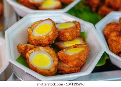 Egg wrap , Quail eggs