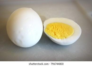 Egg with Yolk