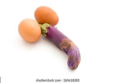 Eggplant shows erectile dysfunction