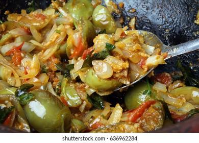 Eggplant(Brinjal) Curry