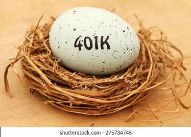 EggsK Nest Egg