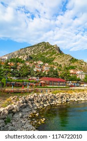 Egirdir is a city built on the slopes of the mountains and integrated with nature. Egirdir is a visitable place for holiday lovers all year round.  June 2018 Isparta-Turkey