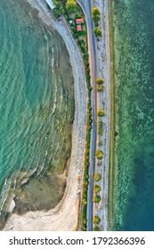 Egirdir Lake in Isparta Provice
