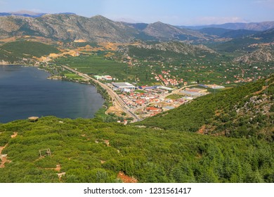 Egirdir is a town and district of Isparta Province in the Mediterranean region of Turkey. It is surrounded by mountains and that feature makes it very attractive of Egirdir.