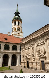 Eglise Notre de Dame de Lorette à Prague, Republique Tcheque