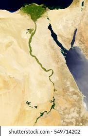 Egypt ,Elements of this image are furnished by NASA