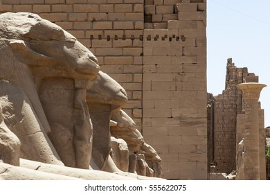 Egypt, the pharaohs, Karnak Temple