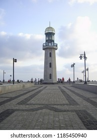 Egypt - Port Said Lighthouse