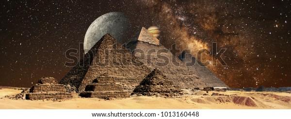 египетские пирамиды natura