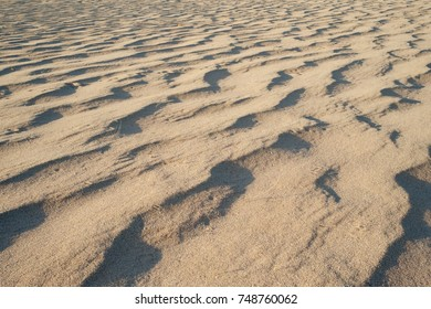 Egypt yellow sand dunes ripple background texture