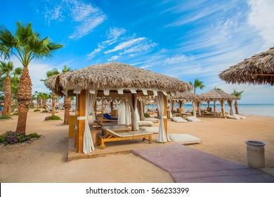Egyptisch strand