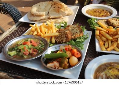 Egyptian Breakfast High Res Stock Images Shutterstock