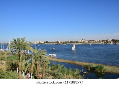 Egyptian River and Nature  Enviroment