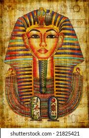 egyptian vellum