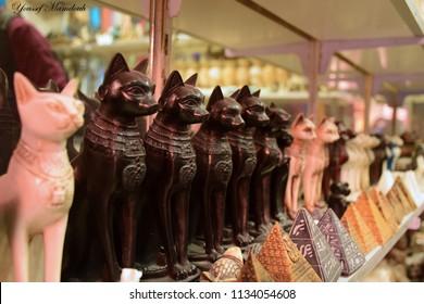 Egyption Old Bazar
