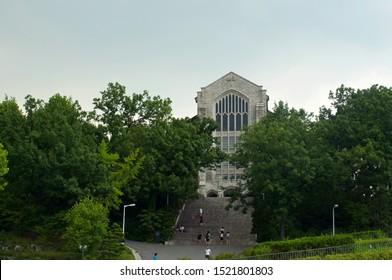 Ehwa University in Seoul in South Korea