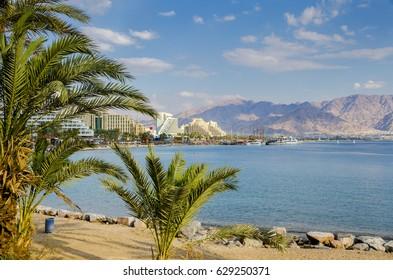 Eialt is Israeli southernmost tourist city, located on the northern shores of the Red Sea.
