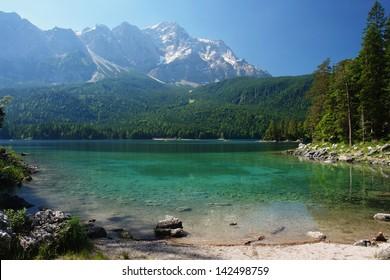 Eibsee, Bavarian Alps