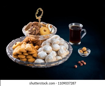 Eid Al-Fitr Breakfast Cookies, Muslim Lesser Holiday Snacks