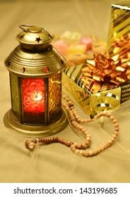 Eid gift presentation
