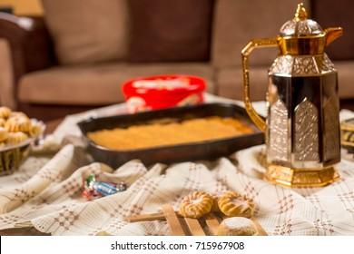Eid muslim sweet kahk