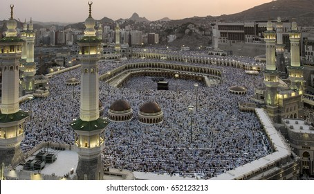 Eid Prayer at Kaaba