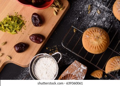 Eid and Ramadan Dates Sweets - Arabian cuisine
