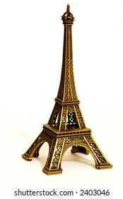 Eiffel Tower Miniature Replica