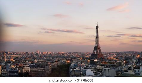 Eiffel tower Paris backgrounds
