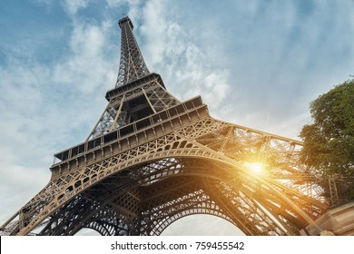 The Eiffel Tower in Paris, best Destinations in Europe