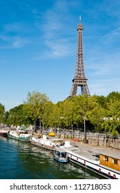 Eiffel Tower (Tour Eiffel), Paris