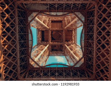 The Eiffel Tower is a wrought iron lattice tower on the Champ de Mars in Paris, France. It is named after the engineer Gustave Eiffel, whose company designed and built the tower