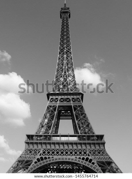 The Eiffel Tower is a wrought-iron lattice tower on the Champ de Mars in Paris, France. It is named after the engineer Gustave Eiffel, whose company designed and built the tower.