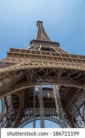 Eiffel Towers in Paris