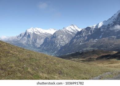 Eiger mountain Switzerland