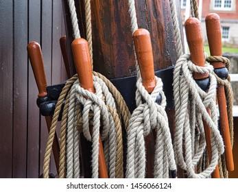Eighth node on a sailing ship