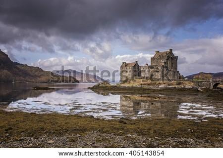 Eilean Donnan Castle in